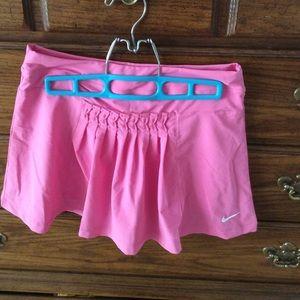 Nike Pink tennis skirt